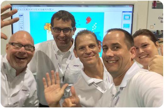 Mimio Team ISTE 2014