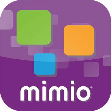MimioMobile app
