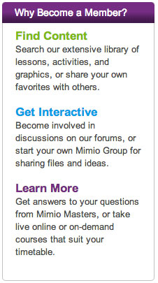 Find Content, Get Interactive, Learn More