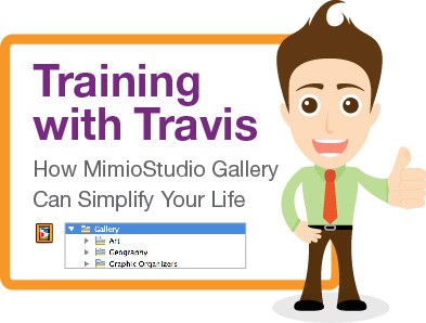 Training with Travis MimioStudio Gallery