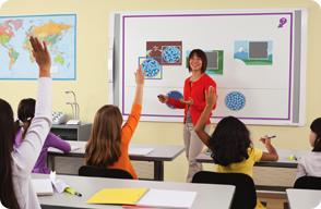 mimioboard classroom