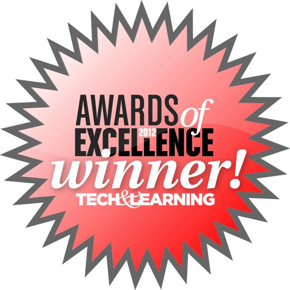 Tech & Learning 2012 Award