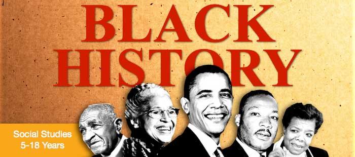 Black History Month Content