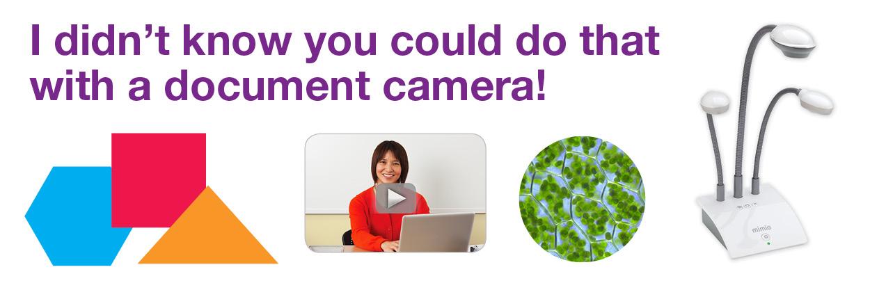 DocumentCamera, Educational Technology