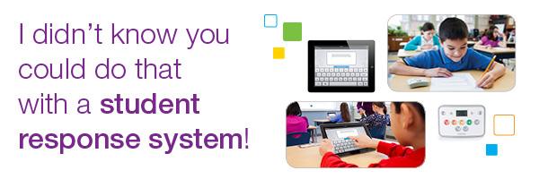 Student Response System Classroom Ideas