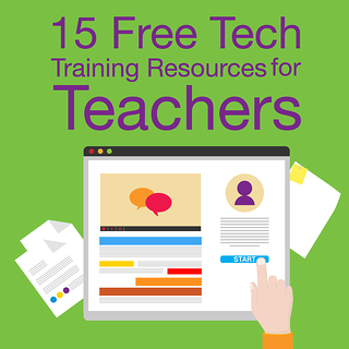 15 FREE Technology Resournces for Teachers