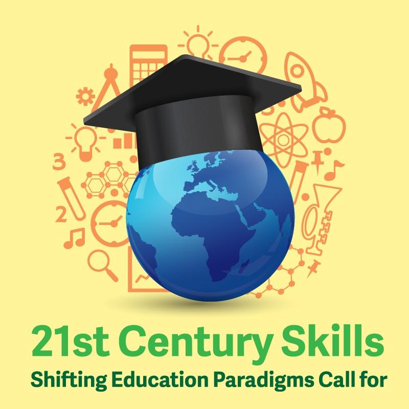Shifting Education Paradigms Call for 21st Century Skills