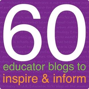 60 Top EdTech Blogs