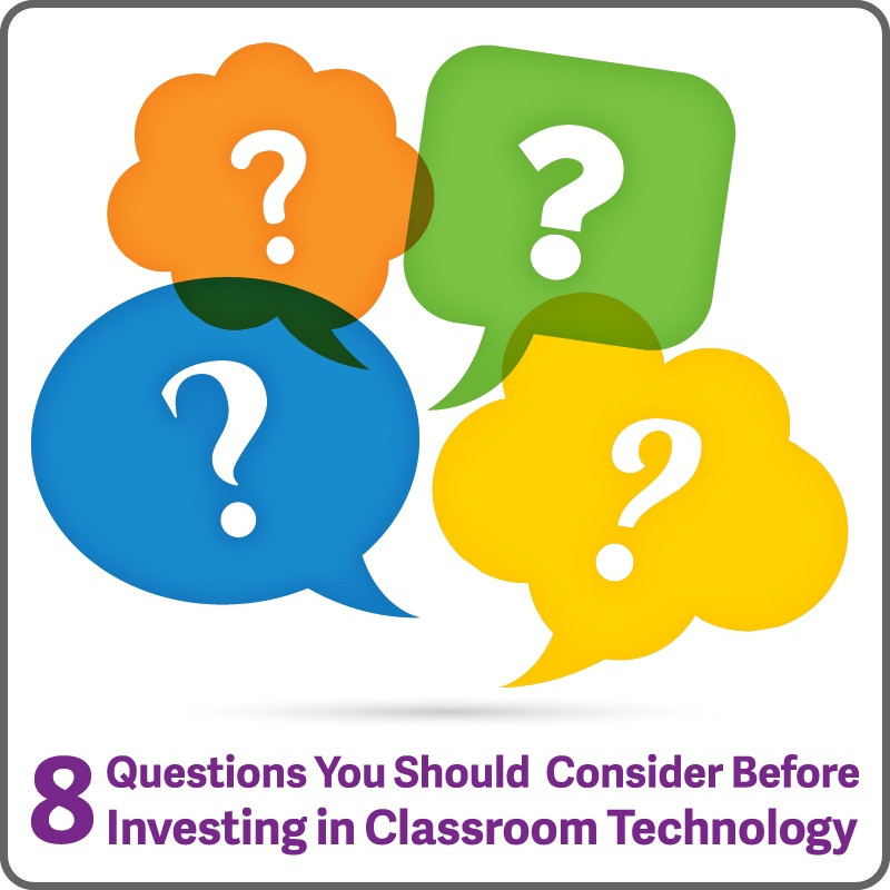 8 Questions You Should Ask Before Investion in Technology