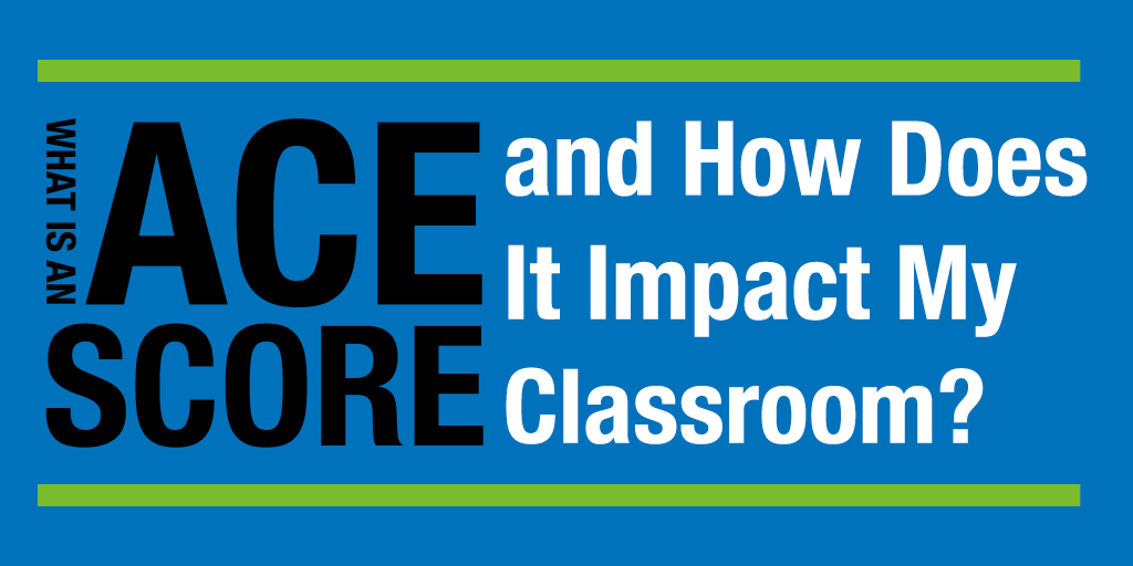 How does the ACE score affect my classroom banner