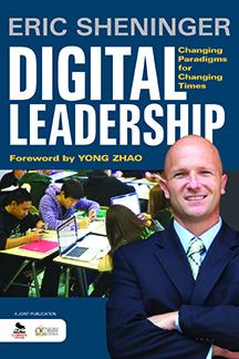 """Eric Sheninger """"Digital Leadership"""""""
