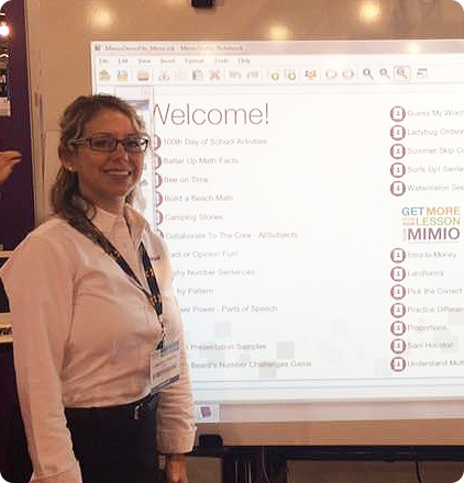 Mimio ISTE 2015
