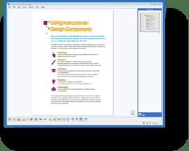 MimioStudio Classroom Software Highlighter Tool