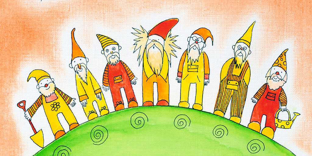 The-Seven-Dwarfs-of-the