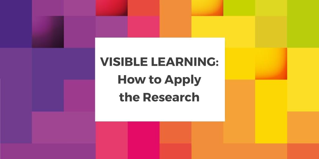 Visiblelearning