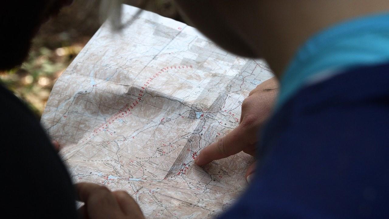STEM Careers - Cartographer