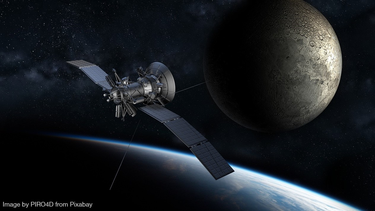 STEM in space blog