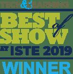 ISTE BOS 2019 Winner