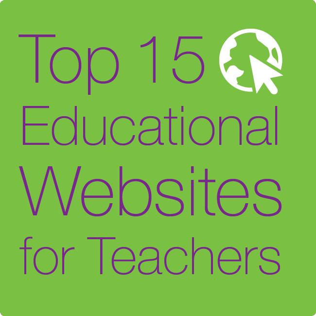 websites for elementary teachers