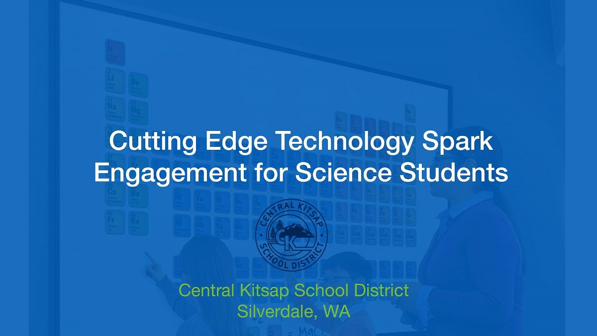 Cutting Edge Technology Spark Engagement for Science Students